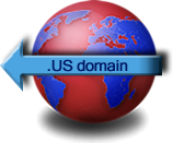 Amerikai .US domain - USA